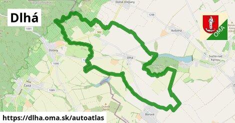 ikona Mapa autoatlas  dlha
