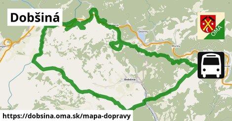 ikona Mapa dopravy mapa-dopravy  dobsina