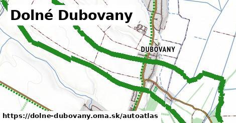 ikona Mapa autoatlas  dolne-dubovany