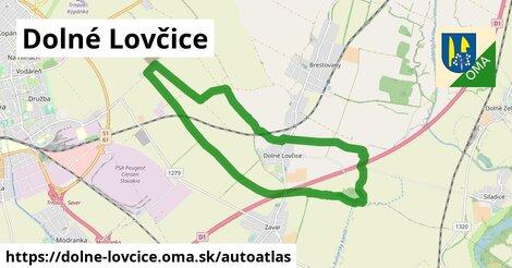ikona Mapa autoatlas  dolne-lovcice