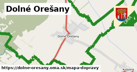 ikona Mapa dopravy mapa-dopravy  dolne-oresany