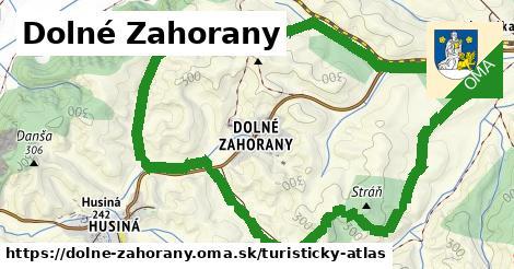Dolné Zahorany