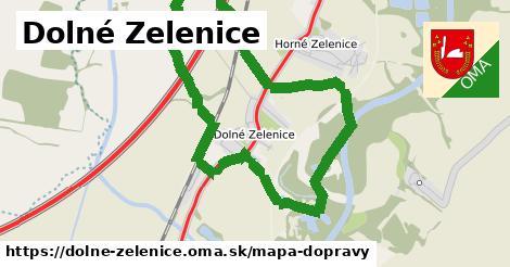 ikona Mapa dopravy mapa-dopravy v dolne-zelenice
