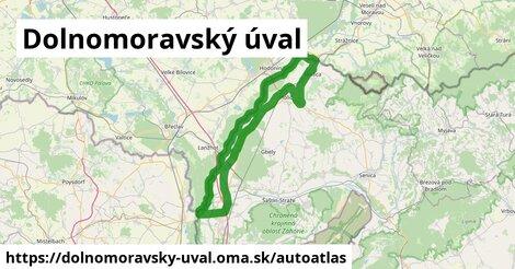 ikona Mapa autoatlas  dolnomoravsky-uval