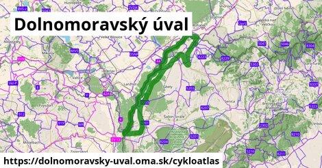 ikona Cykloatlas cykloatlas  dolnomoravsky-uval