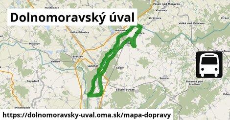 ikona Mapa dopravy mapa-dopravy  dolnomoravsky-uval