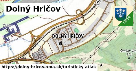 ikona Turistická mapa turisticky-atlas  dolny-hricov