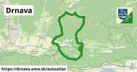 ikona Mapa autoatlas  drnava