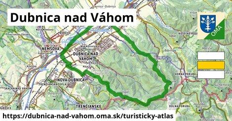 ikona Turistická mapa turisticky-atlas v dubnica-nad-vahom