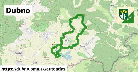 ikona Mapa autoatlas  dubno