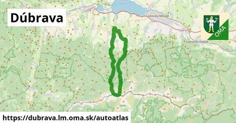ikona Mapa autoatlas v dubrava.lm