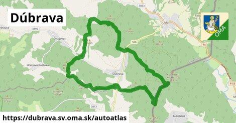 ikona Mapa autoatlas  dubrava.sv