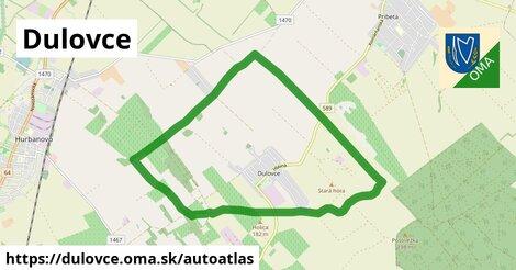 ikona Mapa autoatlas  dulovce