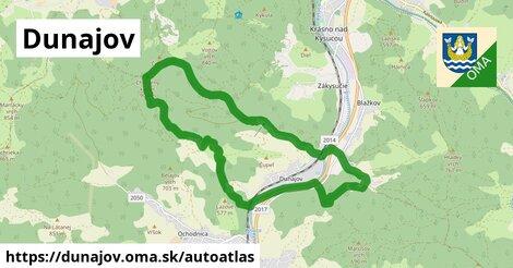 ikona Mapa autoatlas  dunajov