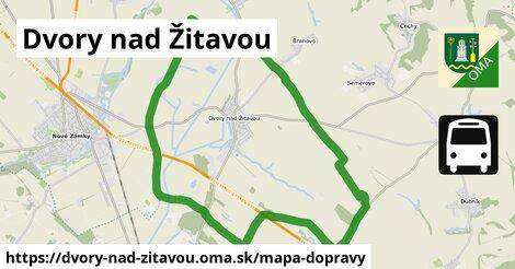 ikona Mapa dopravy mapa-dopravy  dvory-nad-zitavou