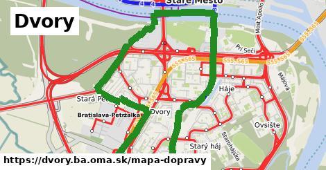 ikona Mapa dopravy mapa-dopravy  dvory.ba