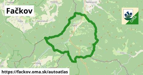 ikona Mapa autoatlas  fackov