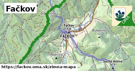 ikona Zimná mapa zimna-mapa  fackov