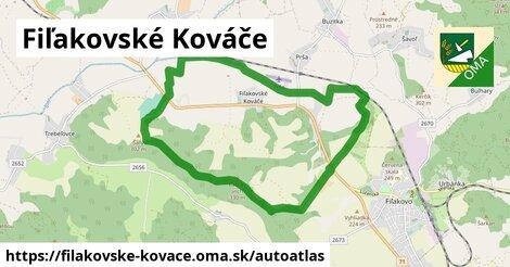 ikona Mapa autoatlas  filakovske-kovace