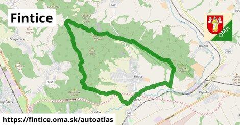 ikona Mapa autoatlas  fintice
