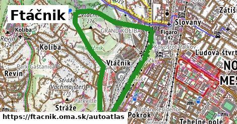 ikona Mapa autoatlas  ftacnik
