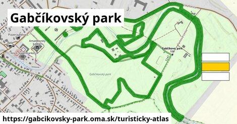 ikona Turistická mapa turisticky-atlas  gabcikovsky-park
