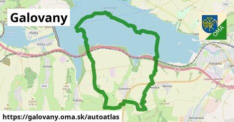 ikona Mapa autoatlas  galovany