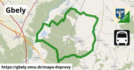 ikona Mapa dopravy mapa-dopravy  gbely