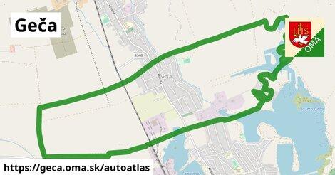 ikona Mapa autoatlas  geca