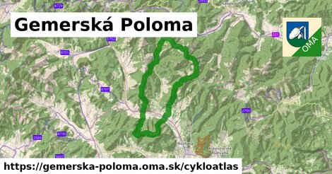 ikona Cykloatlas cykloatlas  gemerska-poloma