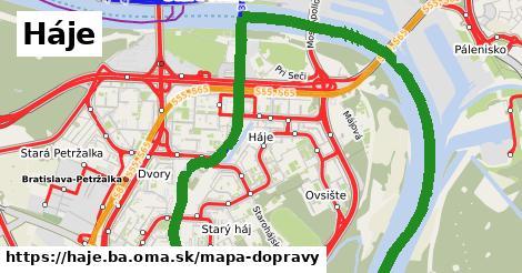 ikona Mapa dopravy mapa-dopravy v haje.ba