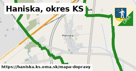 ikona Mapa dopravy mapa-dopravy  haniska.ks
