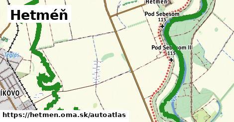 ikona Mapa autoatlas  hetmen