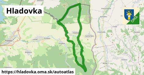ikona Mapa autoatlas  hladovka