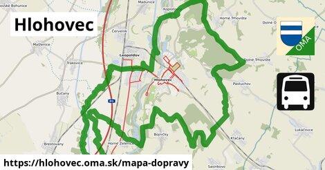 ikona Mapa dopravy mapa-dopravy  hlohovec