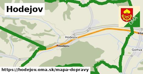 ikona Mapa dopravy mapa-dopravy  hodejov