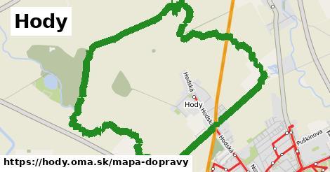 ikona Mapa dopravy mapa-dopravy  hody