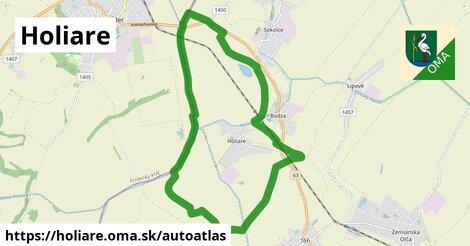 ikona Mapa autoatlas  holiare