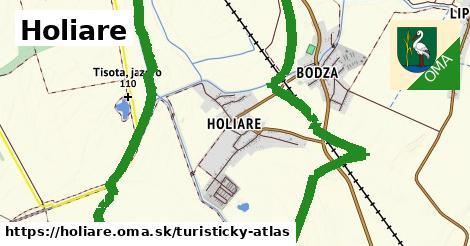 ikona Turistická mapa turisticky-atlas  holiare