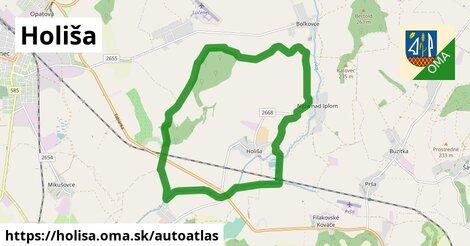 ikona Mapa autoatlas  holisa