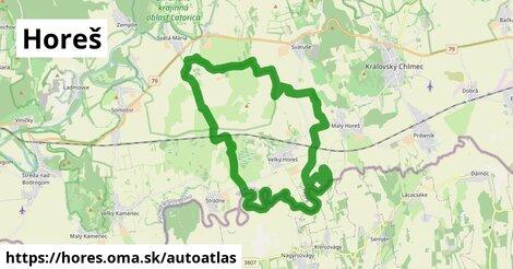 ikona Mapa autoatlas  hores
