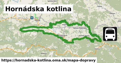 ikona Mapa dopravy mapa-dopravy  hornadska-kotlina