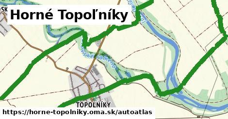 ikona Mapa autoatlas  horne-topolniky