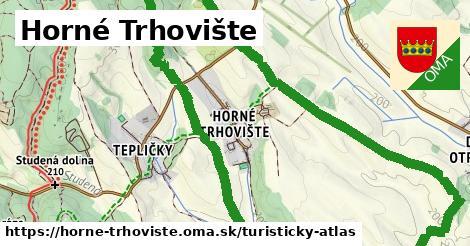 ikona Turistická mapa turisticky-atlas v horne-trhoviste