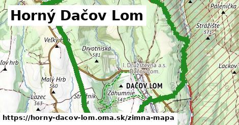 ikona Zimná mapa zimna-mapa  horny-dacov-lom