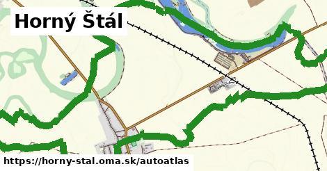 ikona Mapa autoatlas  horny-stal