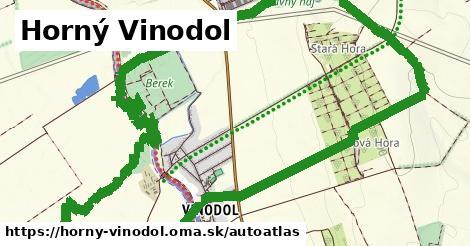 ikona Mapa autoatlas  horny-vinodol