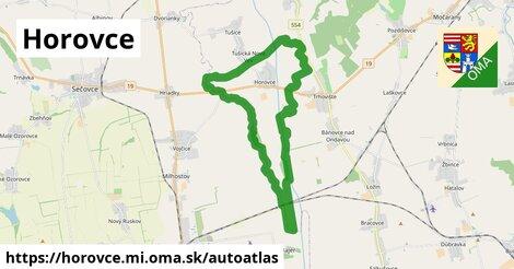 ikona Mapa autoatlas  horovce.mi