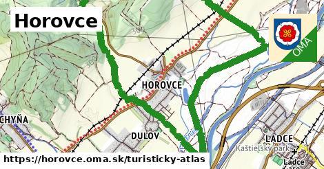 ikona Horovce: 0m trás turisticky-atlas v horovce