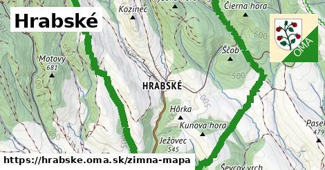 ikona Zimná mapa zimna-mapa  hrabske